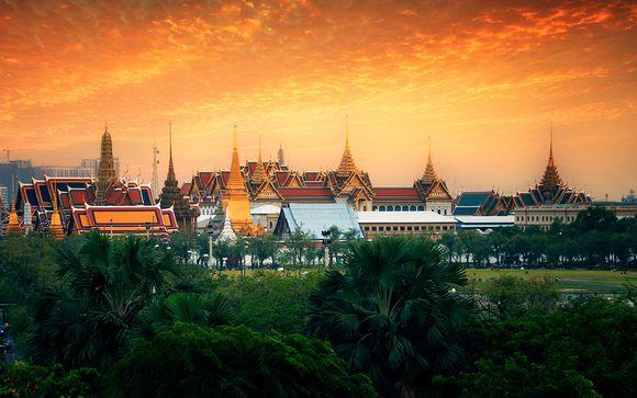 Uw optionele verlenging in Bangkok