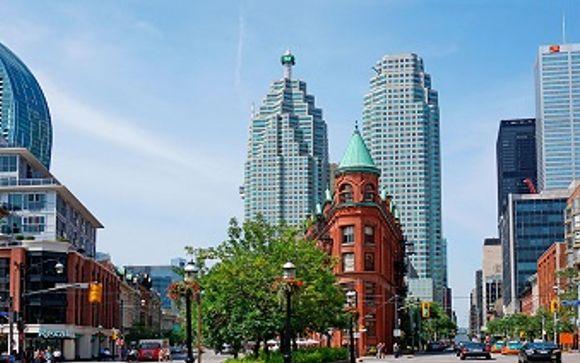 Welkom in... New York en Toronto