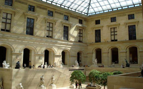 Uw inbegrepen excursie in Parijs