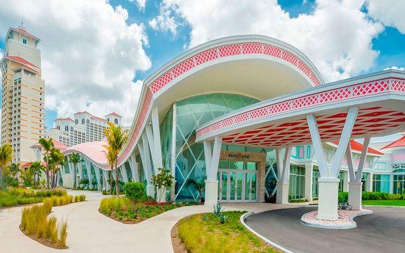 Hotel Grand Hyatt Baha Mar 5*