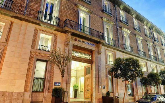 Hotel NH Collection Madrid Palacio de Tepa