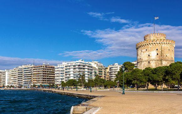 Welkom in ... Thessaloniki!