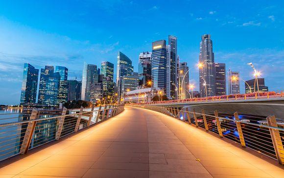 Welkom in ... Singapore!