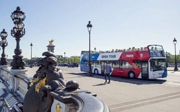 Uw inbegrepen excursie als u de Bustour aanbieding kiest