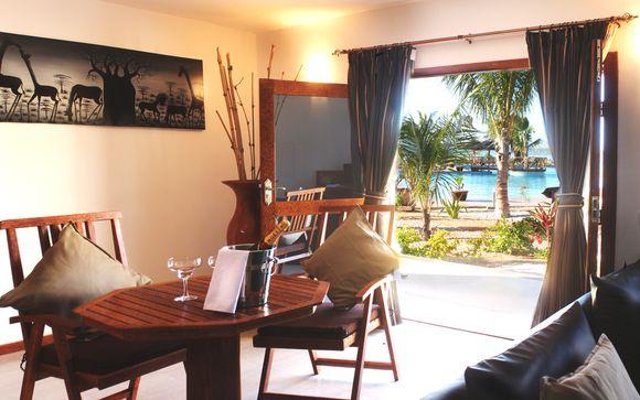 Uw accommodatie op Zanzibar