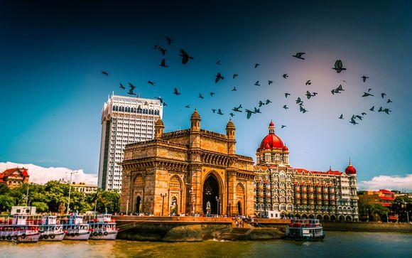 Welkom in... India
