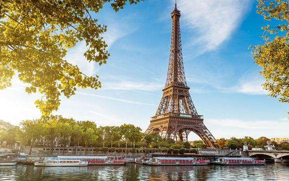 Welkom in ... Parijs en Chambord!