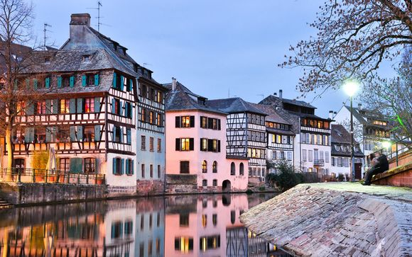 Welkom in ... Strasbourg!