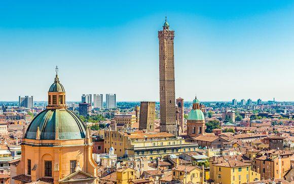 Destination...Bologna