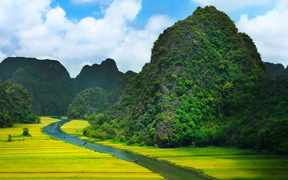 Destination...Vietnam