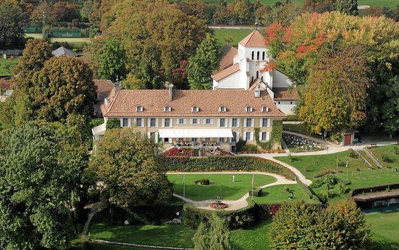 Chateau de Bonmont 4*
