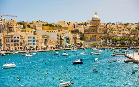 Destination...Malta