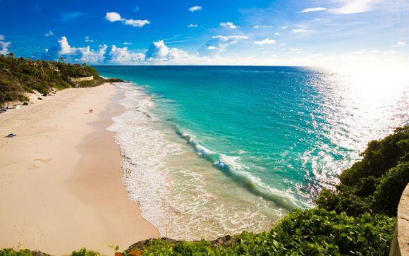 Destination...Barbados