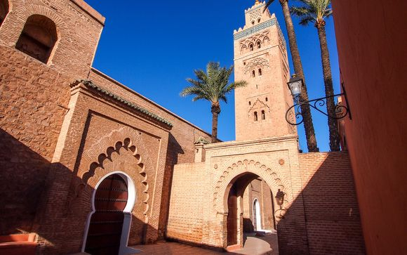 Destination...Marrakesh