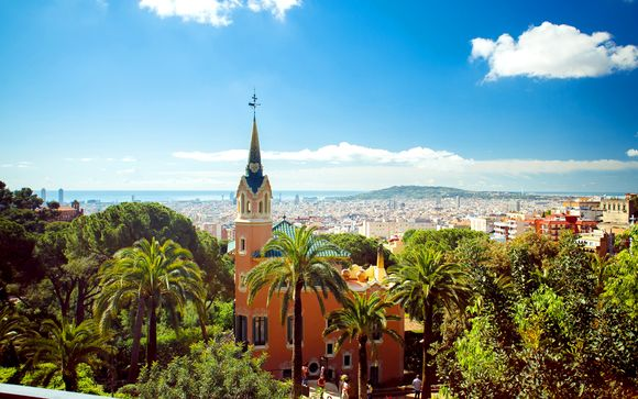 Destination...Barcelona