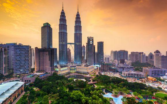 Destination...Kuala Lumpur