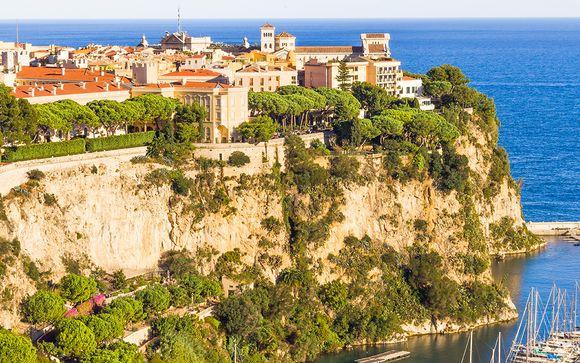 Destination...Monaco