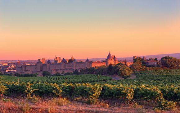 Destination...Carcassonne
