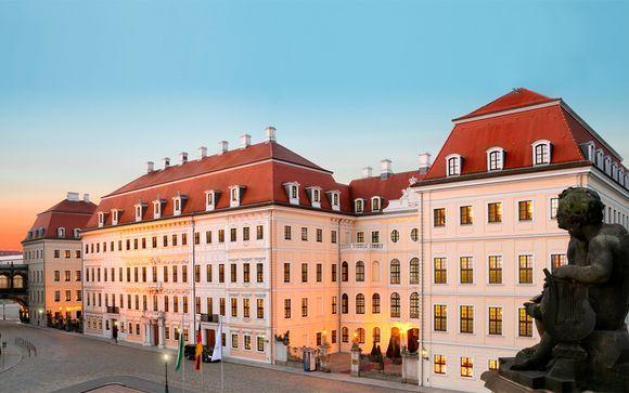 Hotel Taschenbergpalais Kempinski Dresden 5*