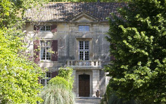 Château de Roussan 4*