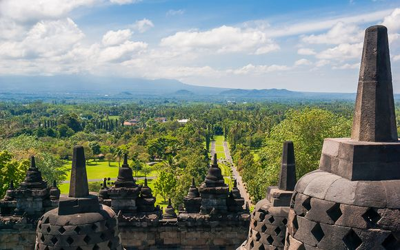 Destination...Borobudur