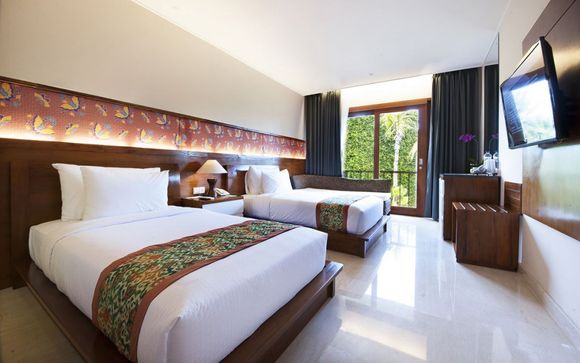 Ubud Wana Resort 4*