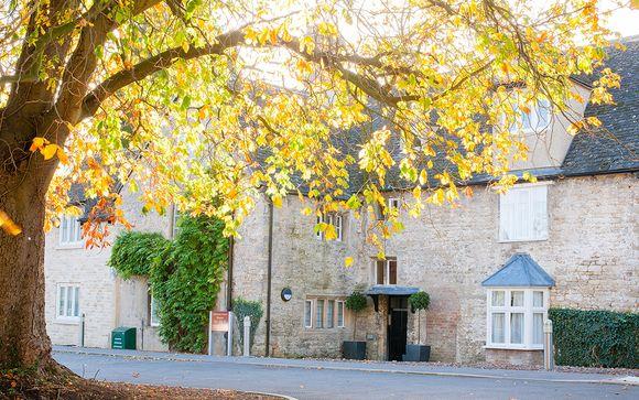Principal Oxford Spires Hotel 4*