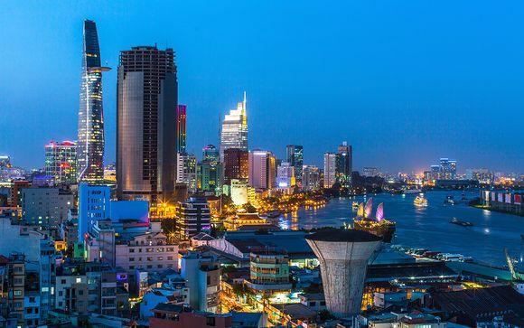 Destination...Ho Chi Minh City