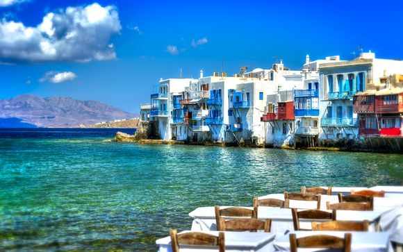 Destination...Mykonos