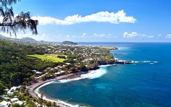 Destination...Reunion Island