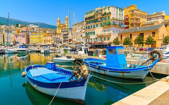 Destination...Bastia