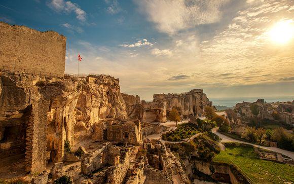 Destination...Baux-de-Provence