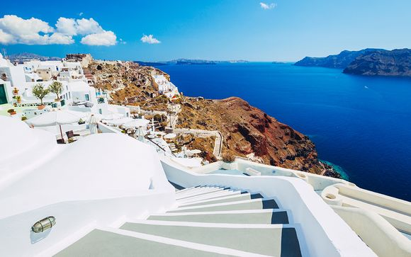 Destination...Santorini