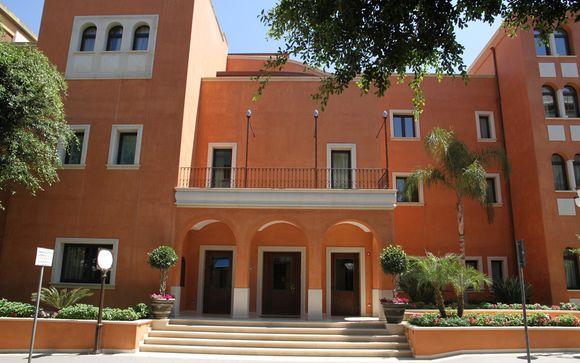 Hotel Artemis 4*