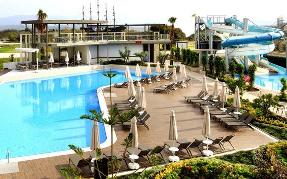 All Inclusive Luxury on Turkish Coast
