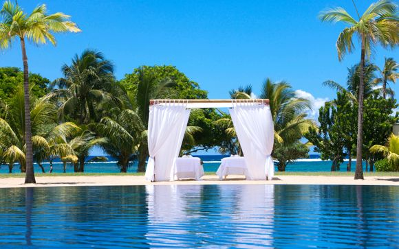All Inclusive Tropical Oasis