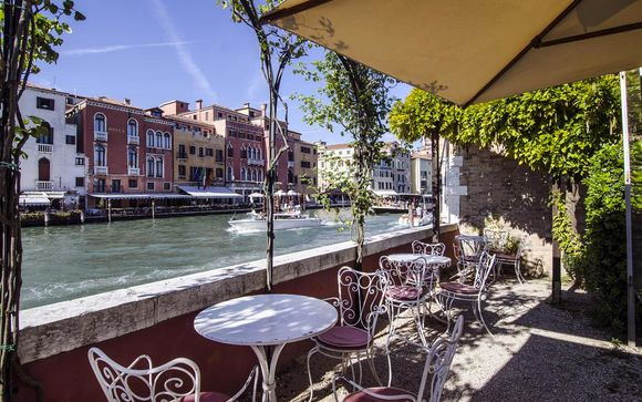 Romantic Views of the Grand Canal