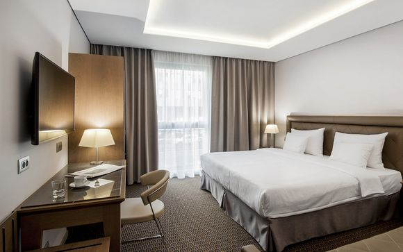Elegant Hotel Retreat
