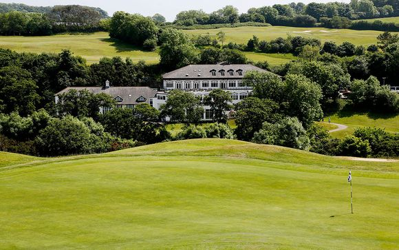 Best Western Dartmouth Hotel Golf & Spa 3*