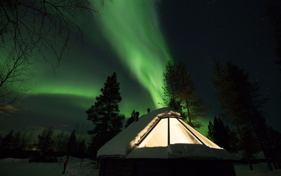 Apukka Resort Rovaniemi 3*