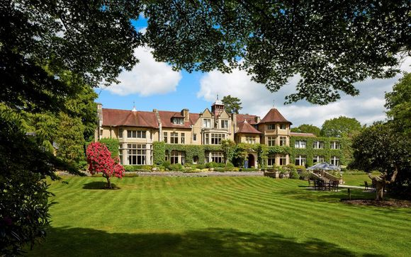 Macdonald Frimley Hall Hotel & Spa 4*
