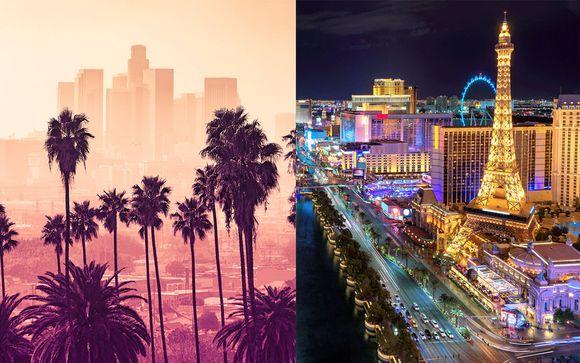 The LINE Los Angeles 4* & Optional ARIA Resort & Casino Las Vegas 5*