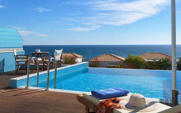 Stunning Design at Luxury Spa Hotel