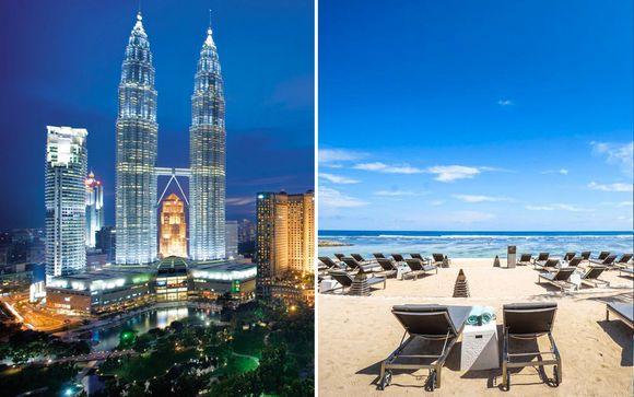 The Ritz Carlton Kuala Lumpur 5* & The Ritz Carlton Bali 5*
