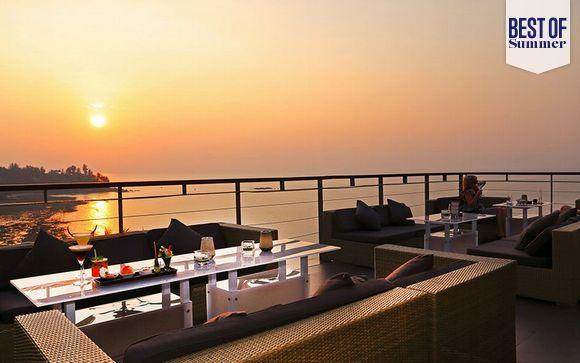 Sea View Studio Overlooking Kamala Beach