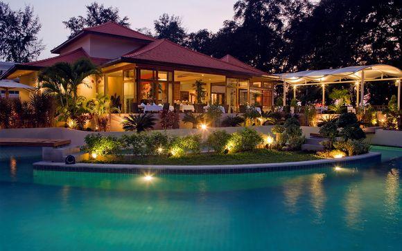 Dewa Phuket Resort 5*