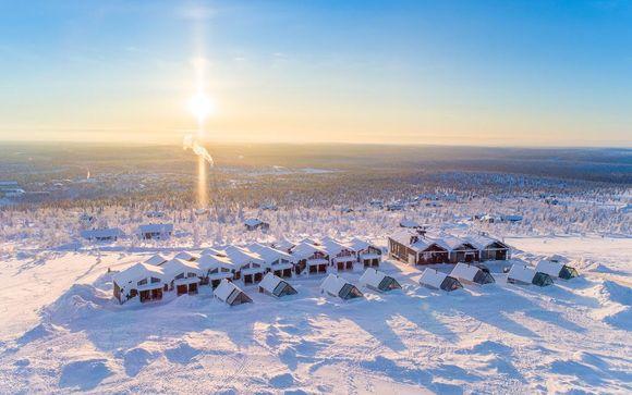 Star Arctic Hotel Saariselkä 4*