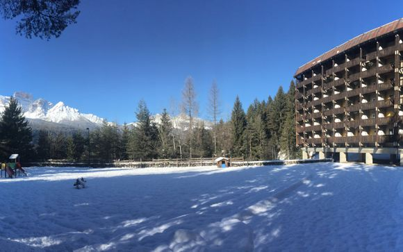 Cortina Family Resort & Spa