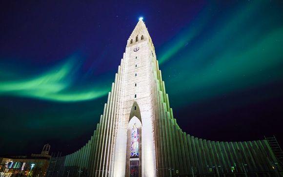 Hilton Reykjavik Nordica 4* & Included Excursions