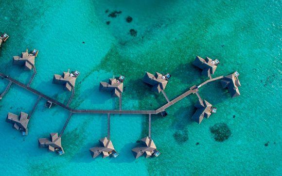 Conrad Rangali Atoll Maldives